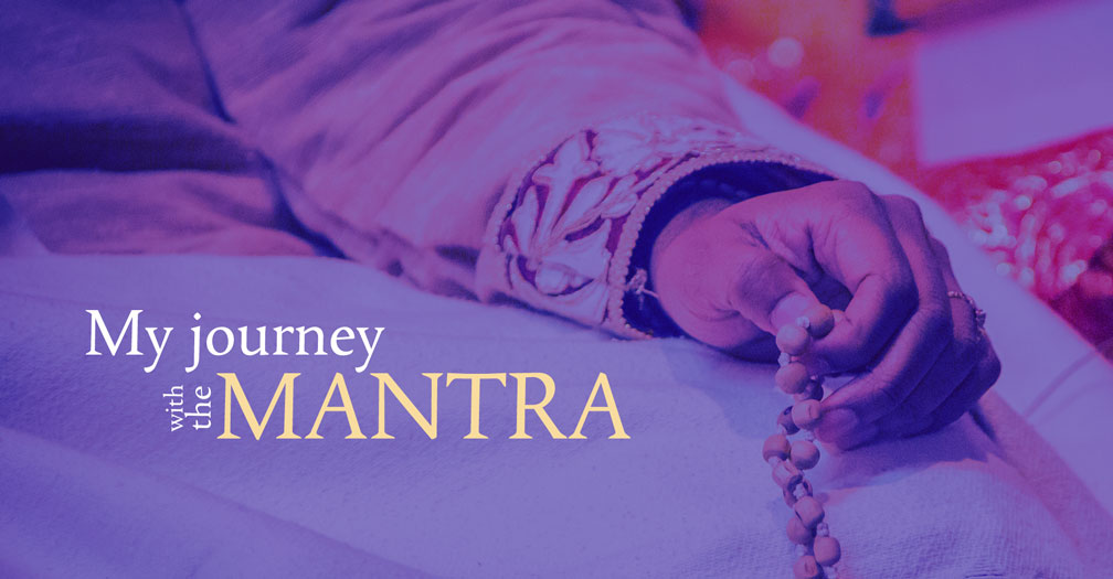 My journey with the mantra