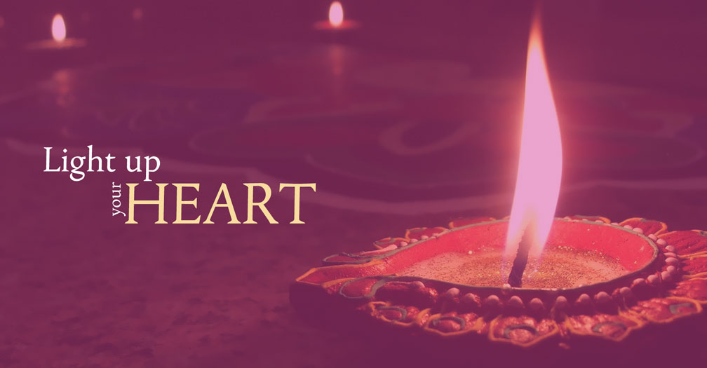 Light up your heart